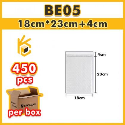 BE05 18*23+4cm Bubble Envelope Bubble Mailer - 450pcs/Box