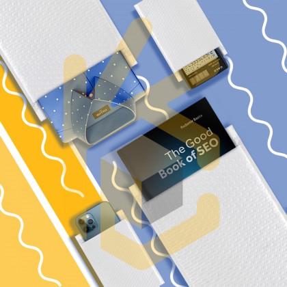 BE07 22*28+4cm Bubble Envelope Bubble Mailer - 320pcs/Box