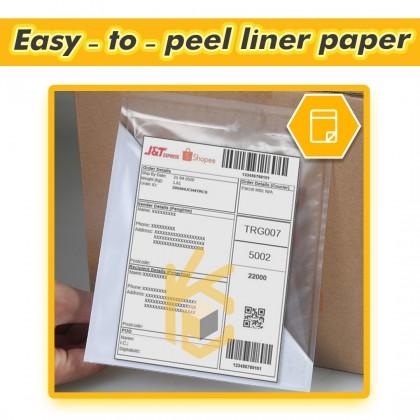 A6 14.5cm*18cm Consignment Note Pocket - 4000 Pcs/Box